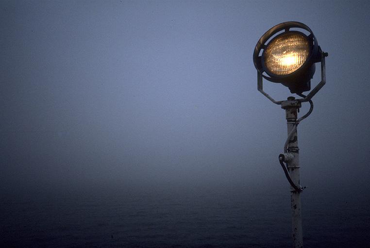 Licht im Nebel