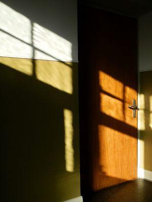 Licht im Raum . . .
