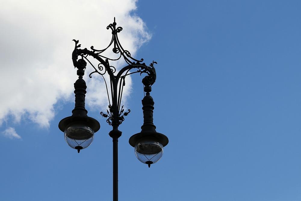 Licht in Berlin