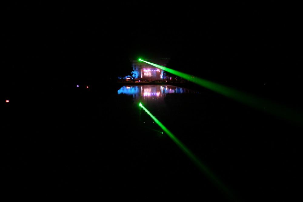 Licht in der Karlsaue