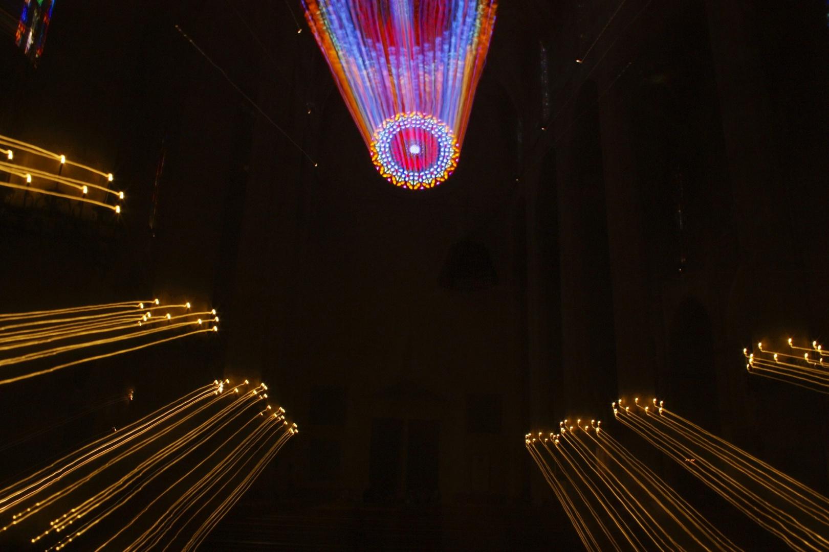 Licht in der Kathedrale