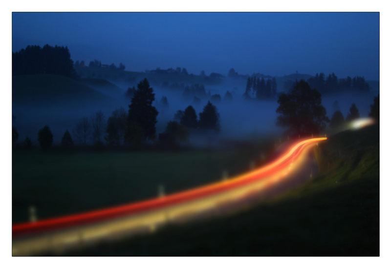 Licht in der Nacht