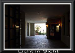 Licht in Sicht