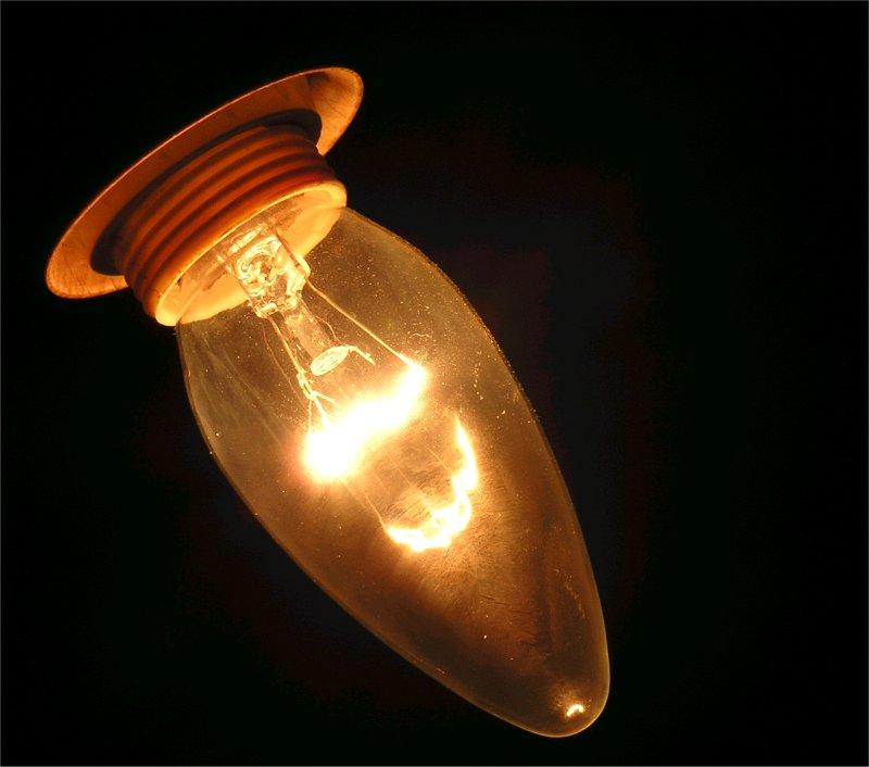 Licht ins Dunkel ....