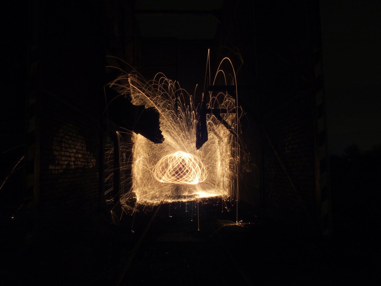Licht Pilz