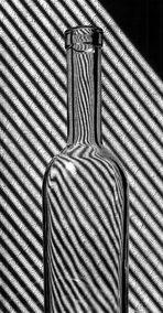 Licht-Schatten-Flasche