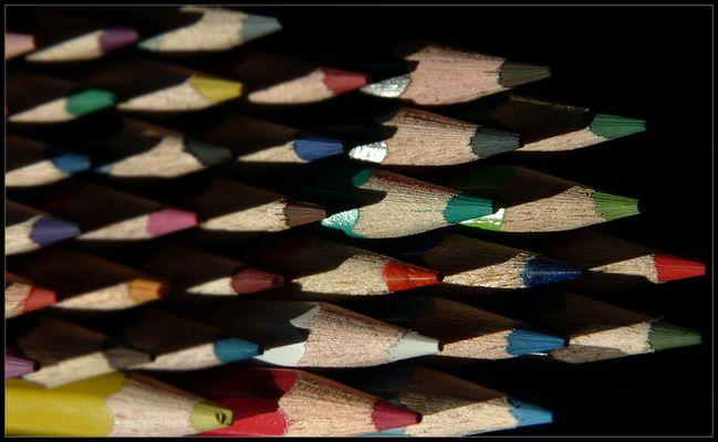 Licht, Schatten und Farbe