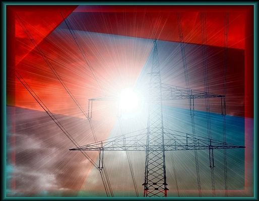 Licht-Strom-Energie