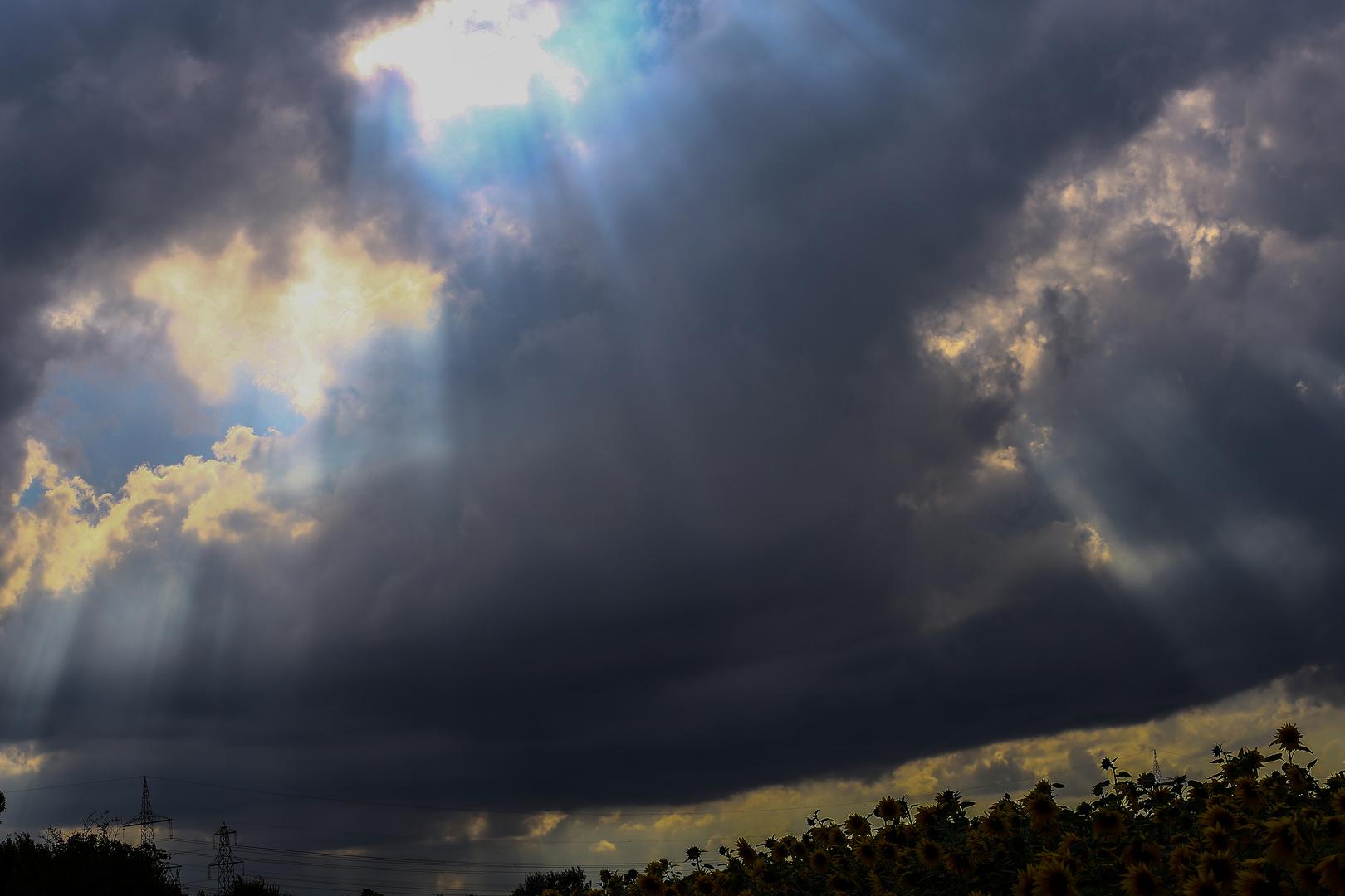 Licht Sturm