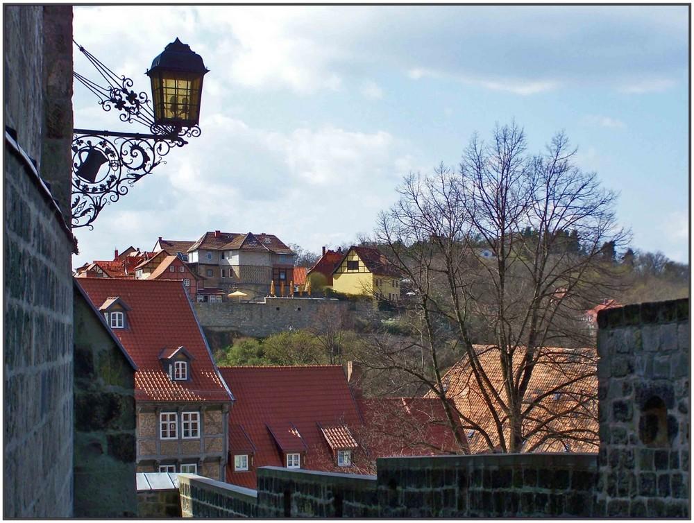 """""""Licht """" über dem Münzenberg ..."""