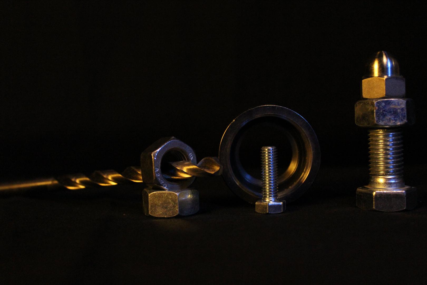 Licht und Metall...