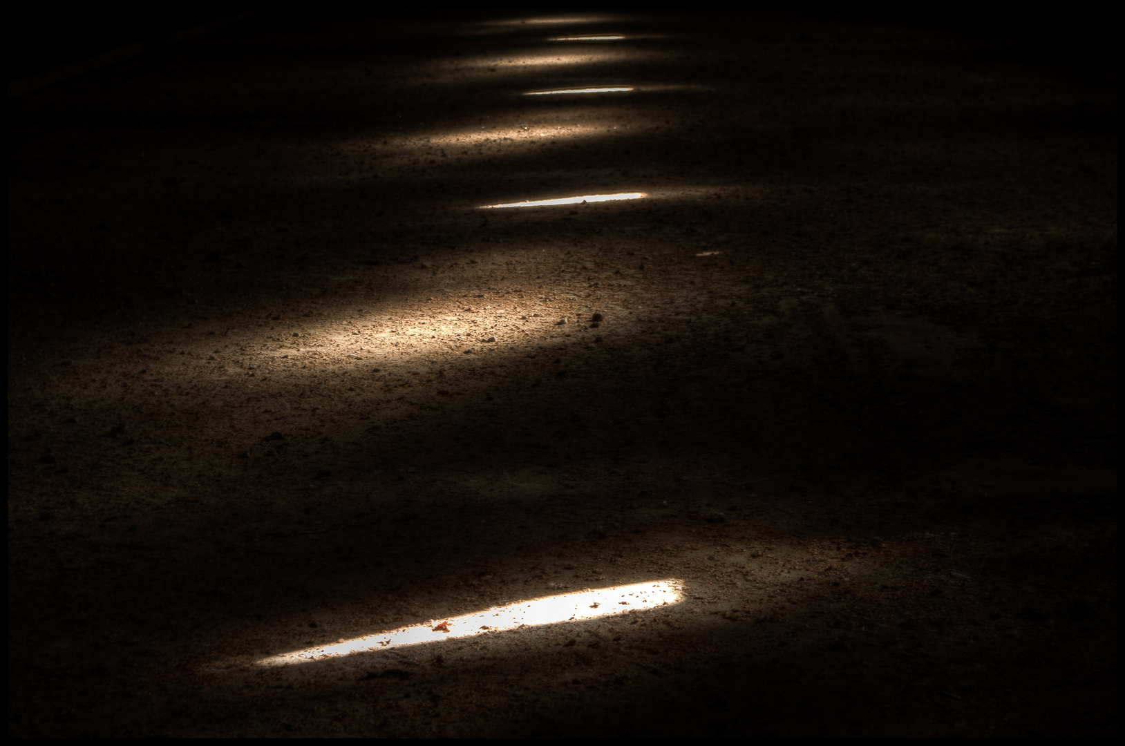 - Licht und Schatten -