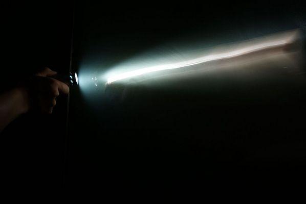 Licht und...Kreide