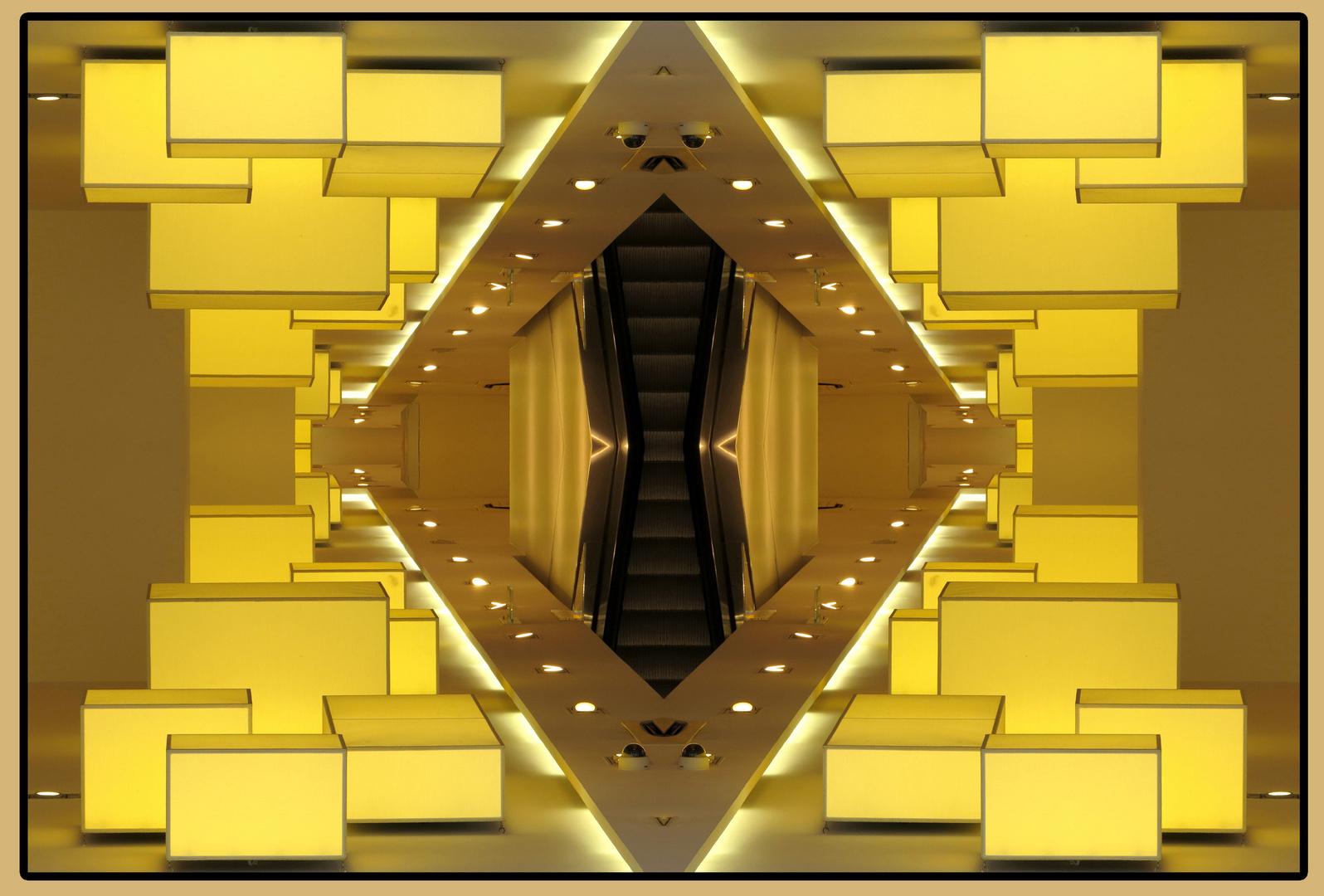 Licht von oben (IV)