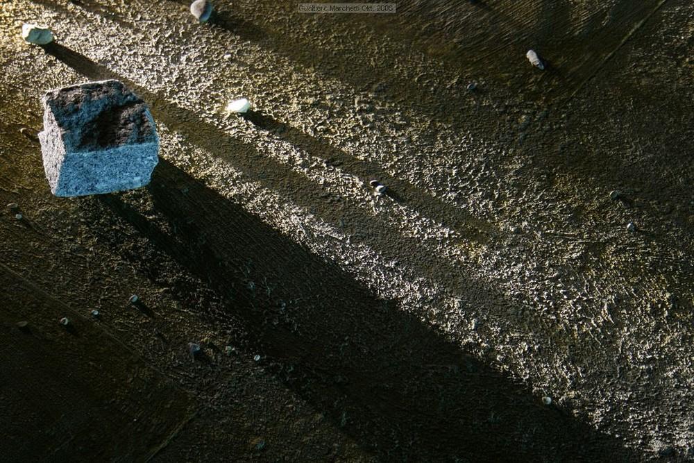 Licht - Wasser - Steine