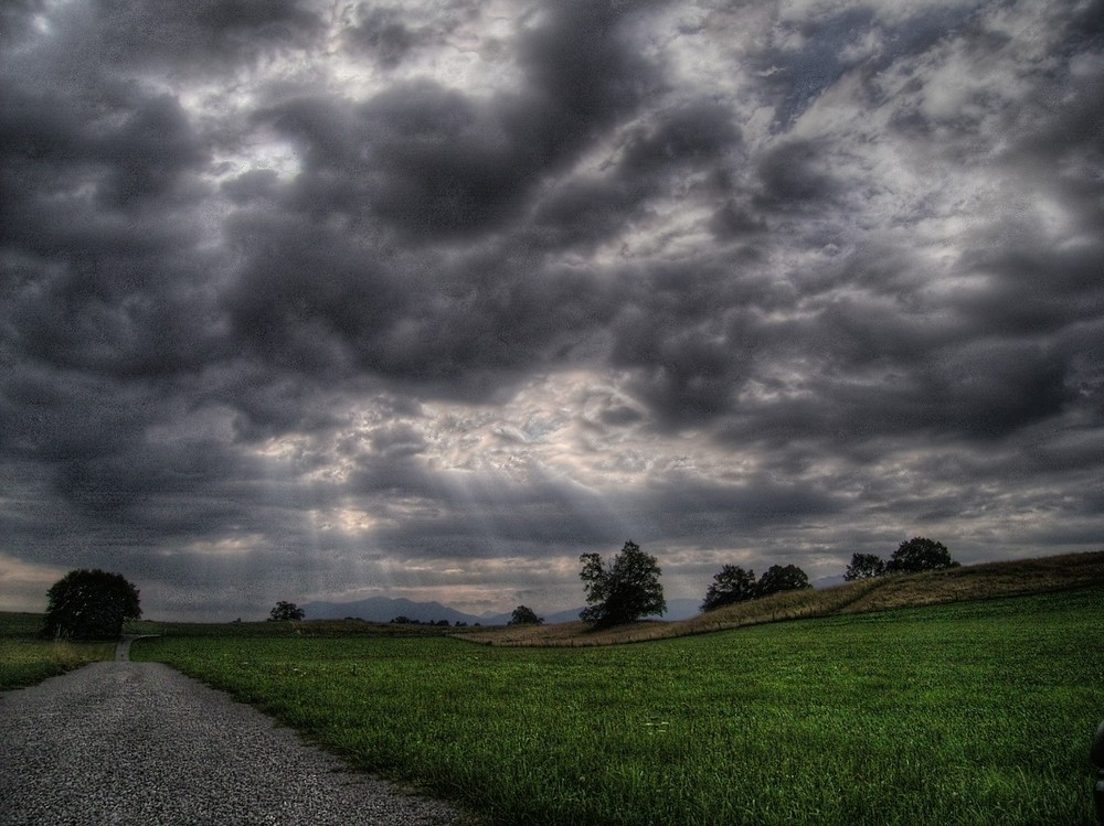 Licht & Wolken