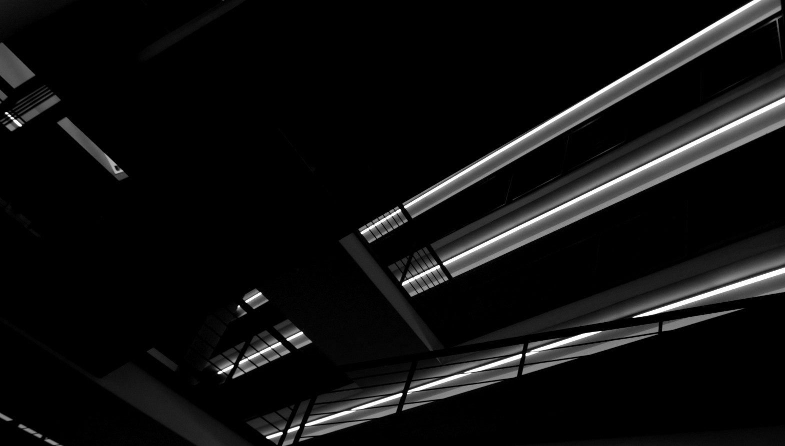 Lichtbänder