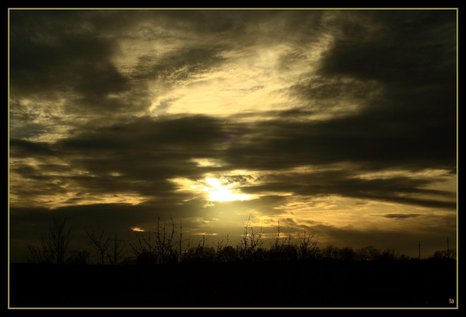 Lichtblick am Horizont..