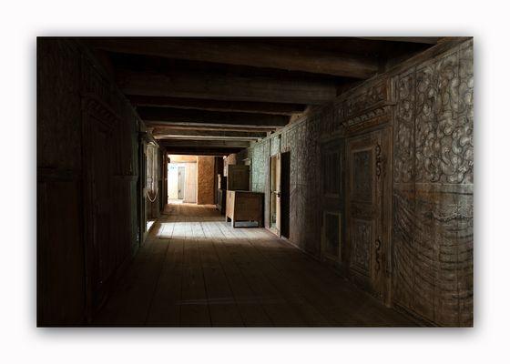 Lichtblicke  -9- Bemalte Wände
