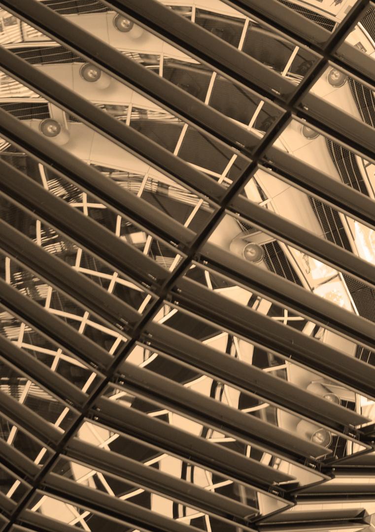 Lichtdorn Reichstag