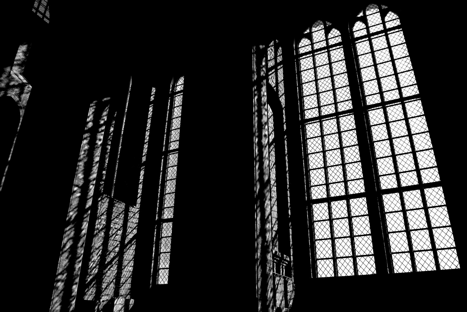 Lichteinfall Kirche
