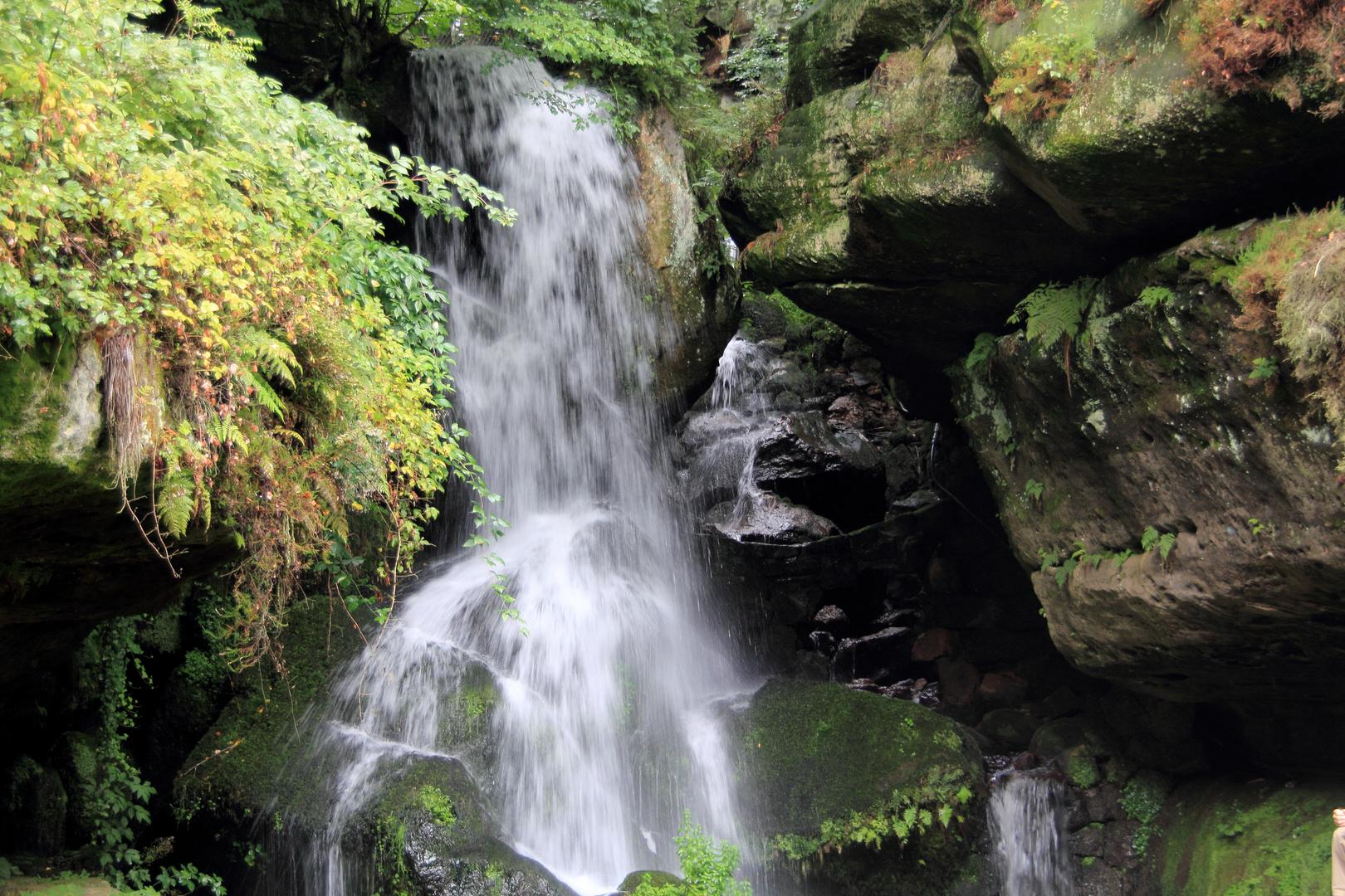 Lichtenhainer Wasserfälle