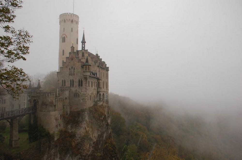 Lichtenstein mitte Oktober