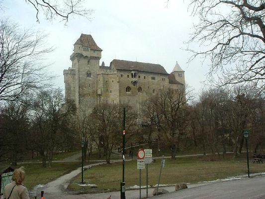 Lichtensteinburg bei Mödling