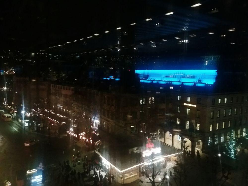 Lichter der Grossstadt FOTOWALK S-05-J5 +9Fotos