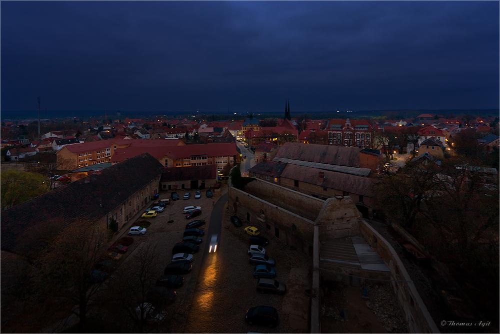 Lichter der Stadt...