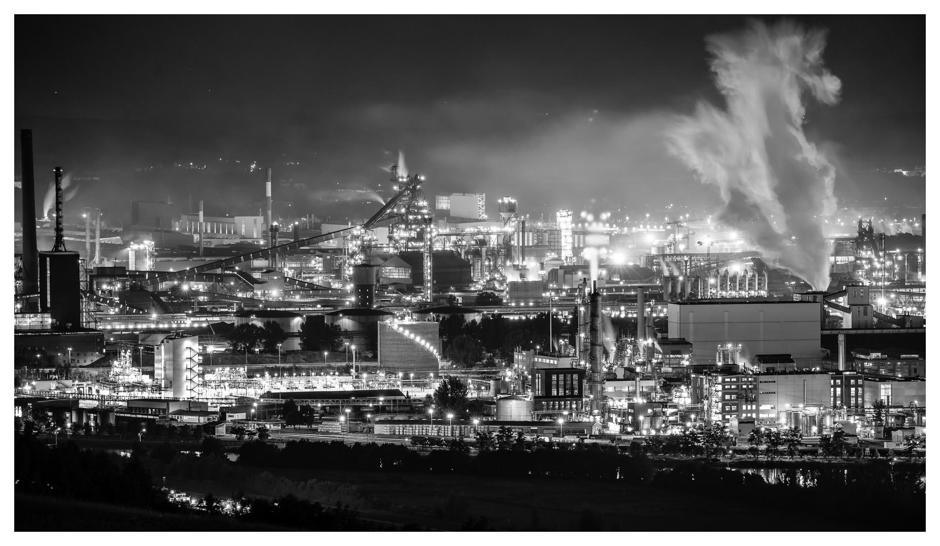 Lichter der Stahlstadt