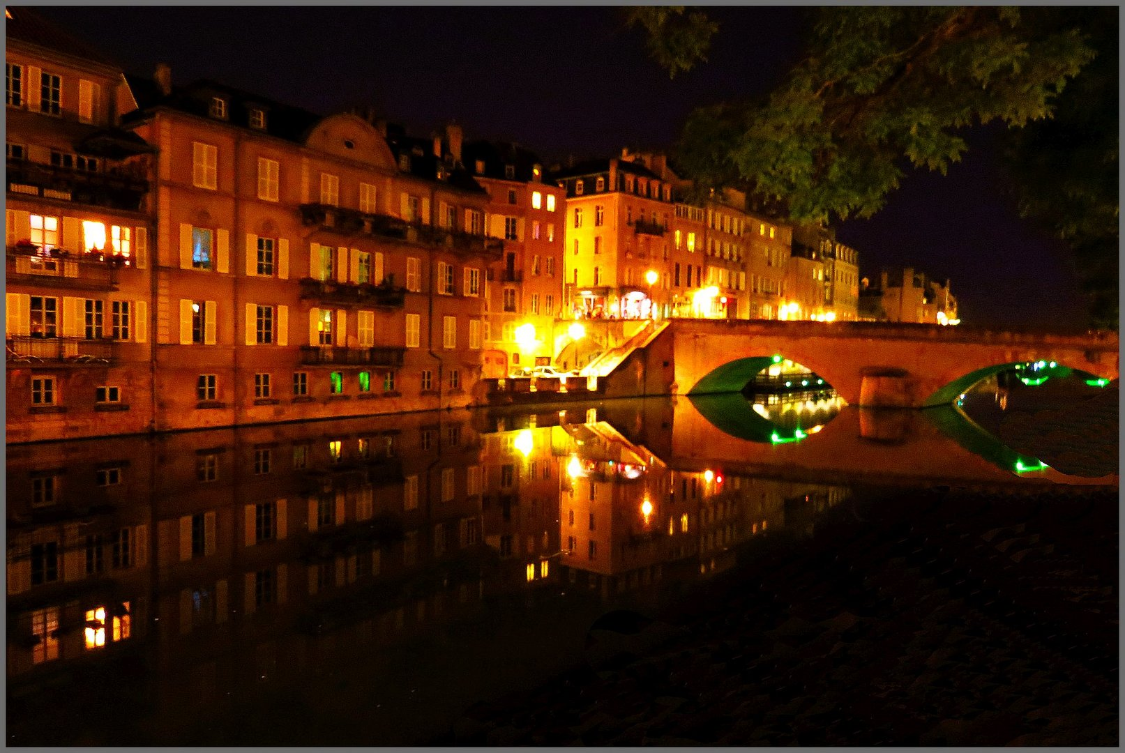 Lichter einer Stadt, Metz