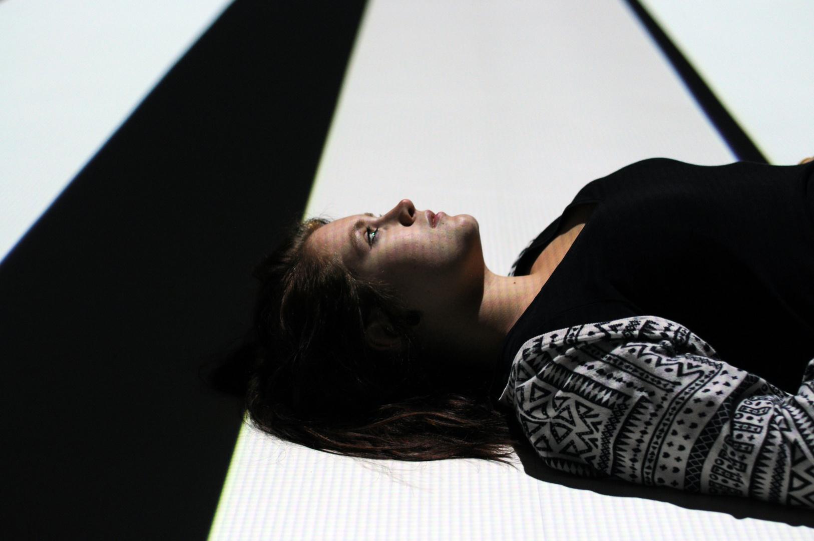 Lichter führen zur Hypnose
