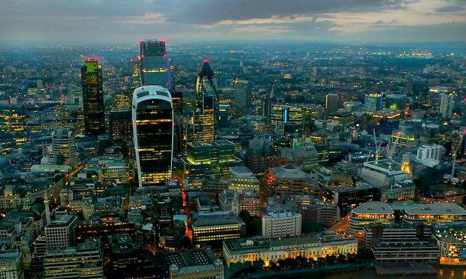 Lichter Londons