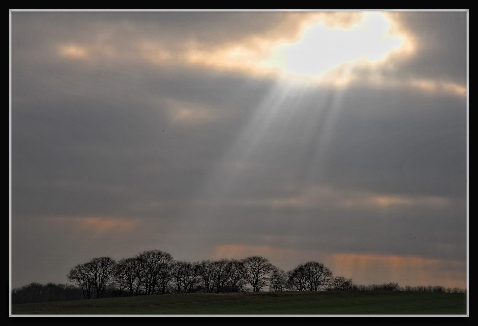 Lichter Moment im März