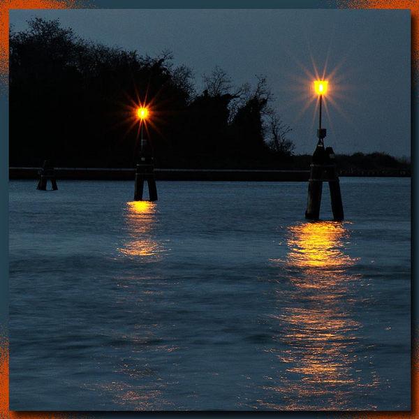 Lichter, nicht nur für eine Winternacht......