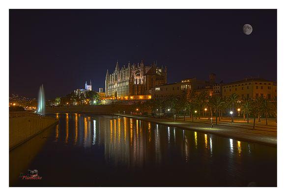 Lichter Stimmung vor der Kathedrale