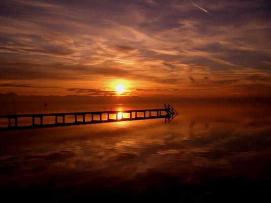 *Lichter übern See