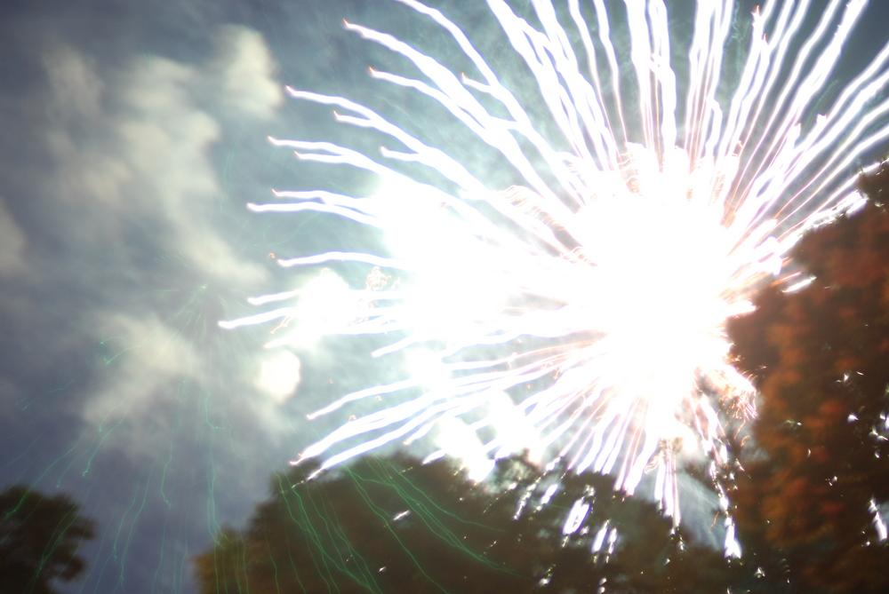 Lichterfest auf dem Killesberg