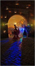 Lichterfest auf der Zitadelle Spandau, 06.10.12 – 01