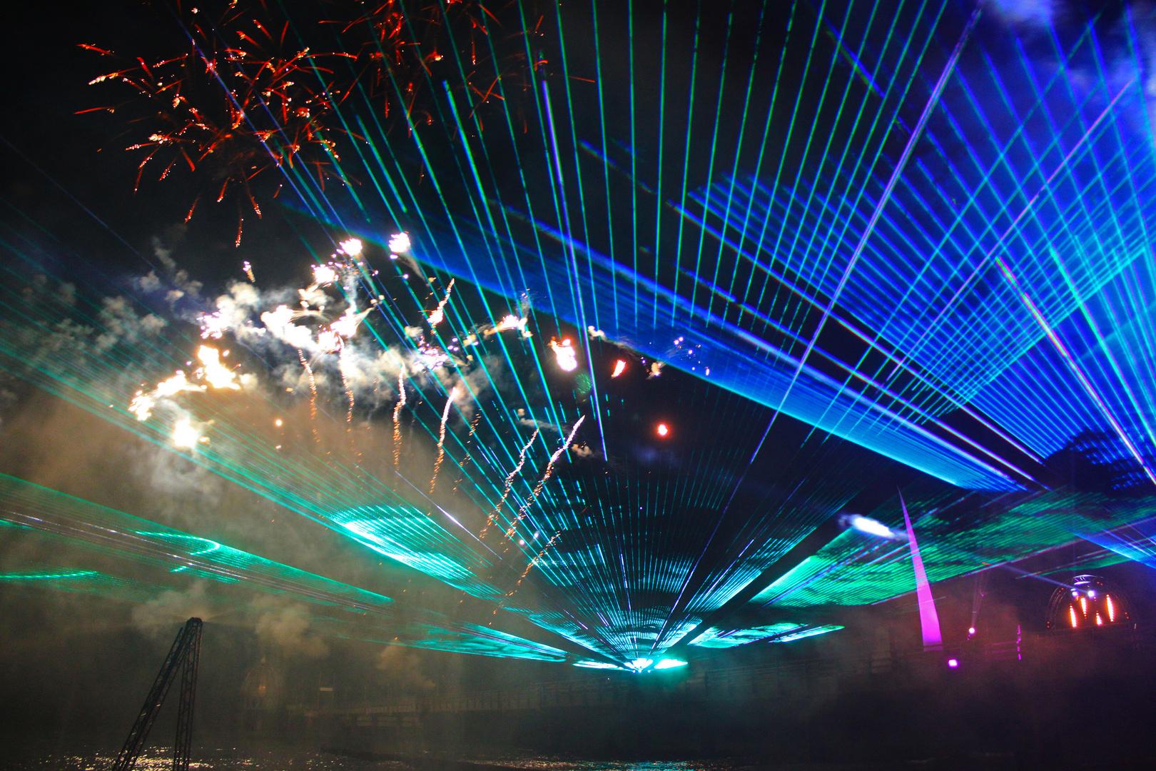Lichterfest der Elemente 2014