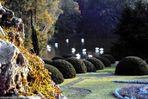 Lichterfest im Schloßpark Wiesenburg