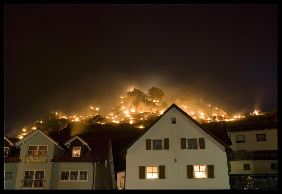 Lichterfest IV - brenne!