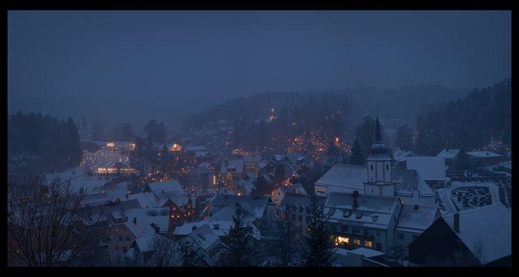 Lichterfest Obertrubach