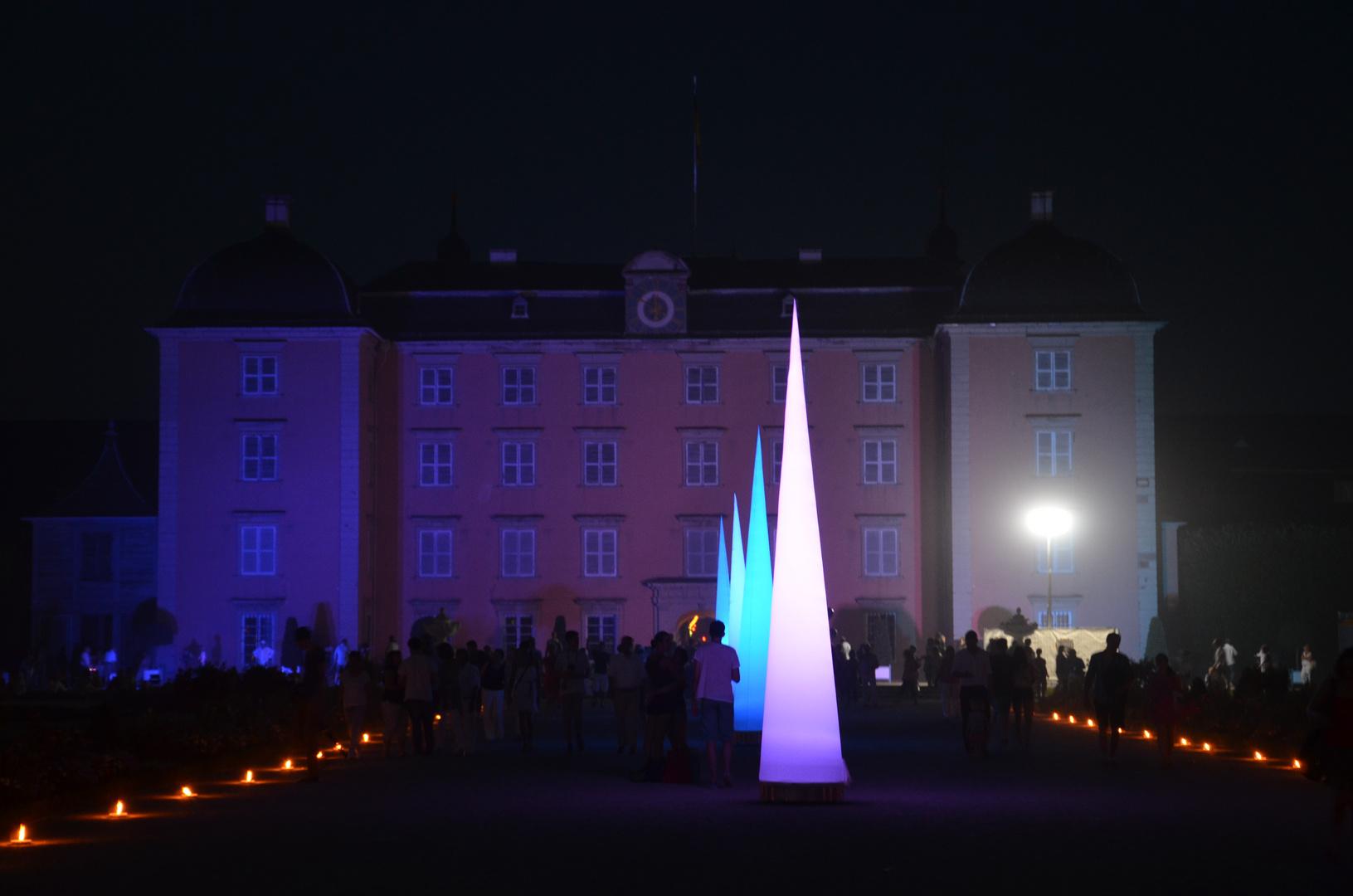Lichterfest Schwetzingen