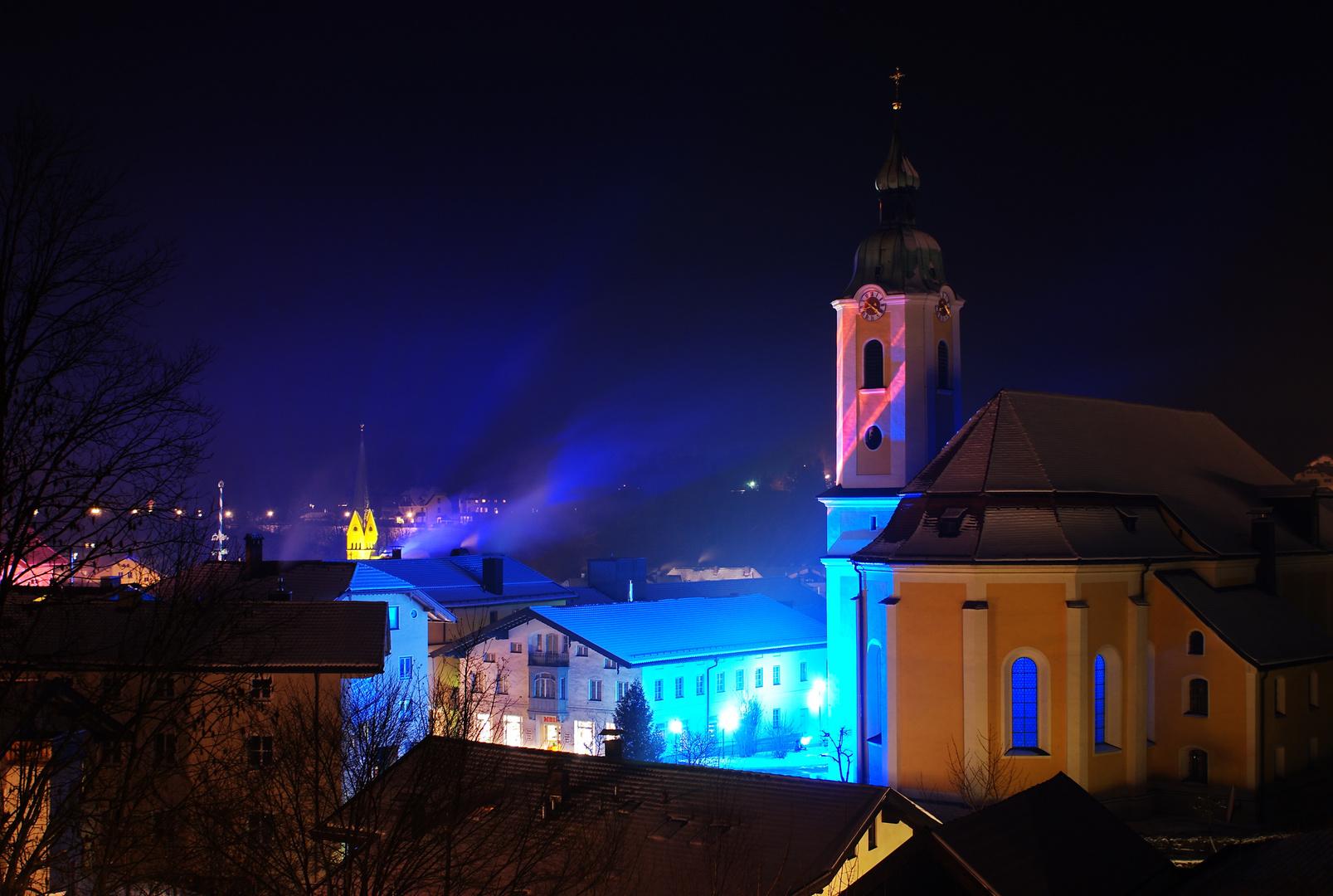 Lichterglanzfest in Miesbach