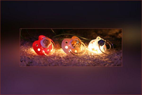 Lichterkette...!