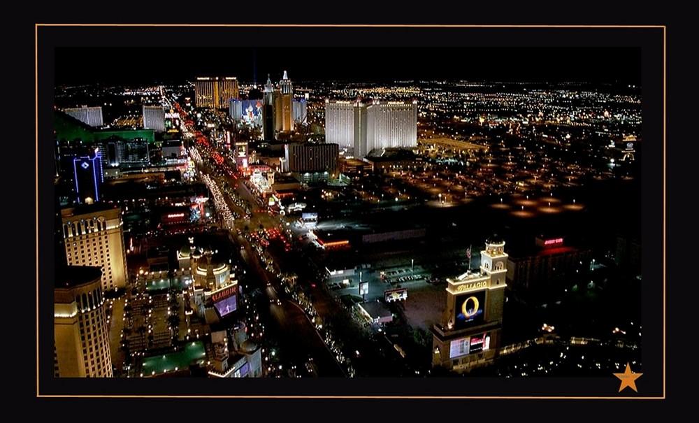 Lichtermeer Las Vegas