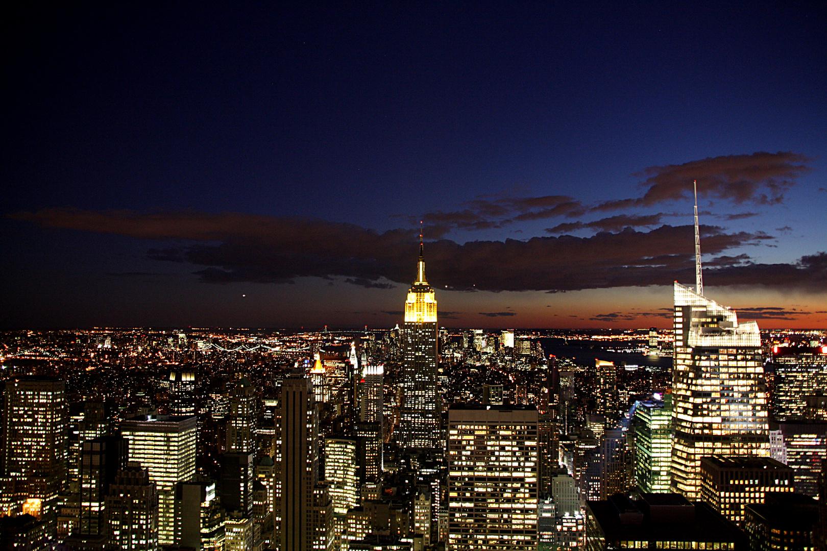 Lichtermeer - New York