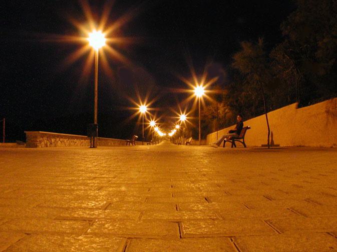 Lichterpromenade